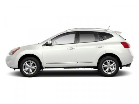 2013 Nissan Rogue S Pearl WhiteBlack V4 25L Variable 47975 miles Look at this 2013 Nissan Rog