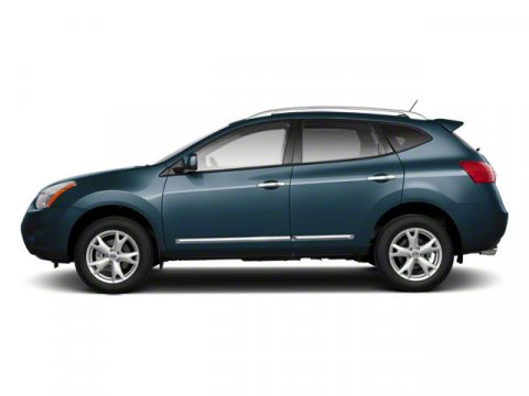 2013 Nissan Rogue S Graphite Blue V4 25L Variable 49987 miles Tried-and-true this Used 2013