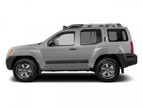 2013 Nissan Xterra S Brilliant Silver V6 40L Automatic 40648 miles  Rear Wheel Drive  Power