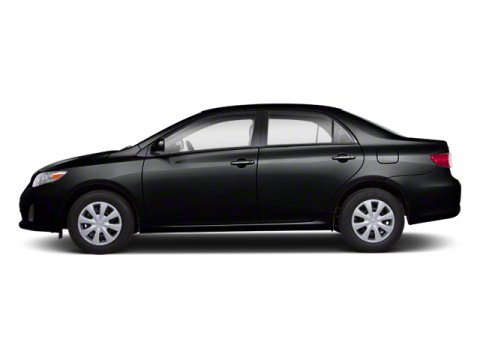 2013 Toyota Corolla LE Black Sand Pearl V4 18L Automatic 60540 miles  Front Wheel Drive  Pow