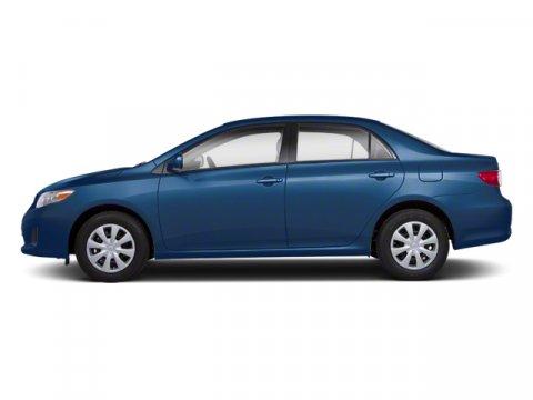 2013 Toyota Corolla LE Nautical Blue MetallicAsh V4 18L Automatic 27452 miles   Stock BL11