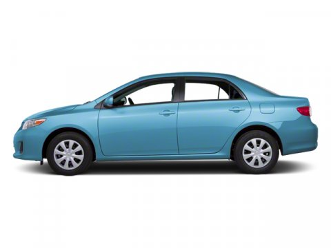 2013 Toyota Corolla LE Tropical Sea MetallicBisque High Contrast V4 18L Automatic 27131 miles