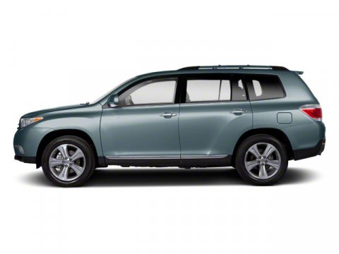2013 Toyota Highlander Shoreline Blue PearlGray V4 27L Automatic 41776 miles New Arrival Thi