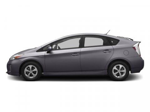 2013 Toyota Prius Three Winter Gray Metallic V4 18L Variable 31120 miles  Color-keyed folding