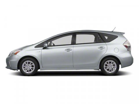 2013 Toyota Prius v Five Clear Sky MetallicDark Gray V4 18L Variable 51037 miles Looks Fantas
