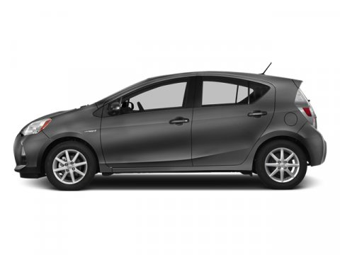 2013 Toyota Prius c Two Magnetic Gray MetallicLight Blue GrayBlack V4 15L Variable 77132 mile