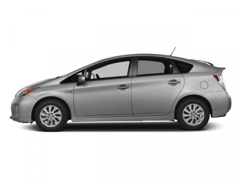 2013 Toyota Prius Plug-In Classic Silver MetallicDark Gray V4 18L Variable 14891 miles   Sto