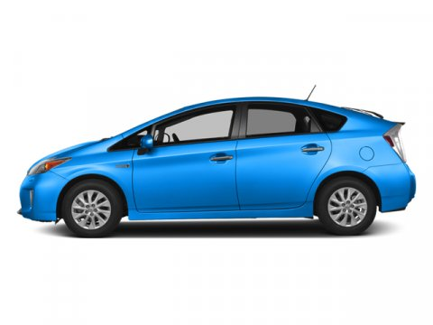 2013 Toyota Prius Plug-In Clear Water Blue MetallicDark Gray V4 18L Variable 18759 miles   S