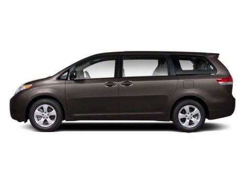 2013 Toyota Sienna Predawn Gray MicaASH V6 35L Automatic 45854 miles   Stock 237661C VIN