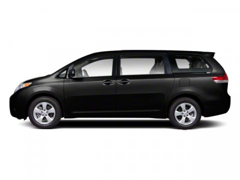 2013 Toyota Sienna XLE AWD W NAVCERTIFIED Black V6 35L Automatic 24644 miles Wood grain-st