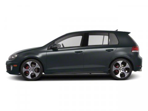 2013 Volkswagen GTI Carbon Steel Gray Metallic V4 20L Automatic 72374 miles  Turbocharged  F