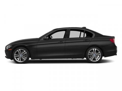 2014 BMW 3 Series 320i Jet Black V4 20 L  0 miles Turbocharged Rear Wheel Drive Power Steer