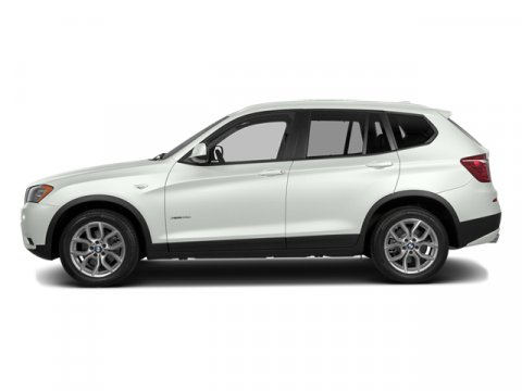 2014 BMW X3 xDrive35i Alpine White V6 30 L Automatic 35655 miles  Turbocharged  All Wheel Dr