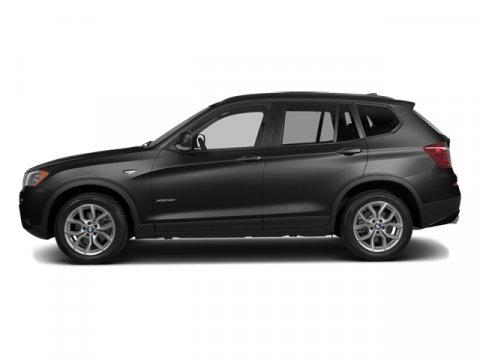2014 BMW X3 xDrive28i Jet Black V4 20 L Automatic 24129 miles  Turbocharged  All Wheel Drive