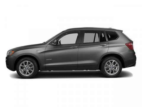 2014 BMW X3 xDrive28i Space Gray Metallic V4 20 L Automatic 37917 miles  Turbocharged  All W