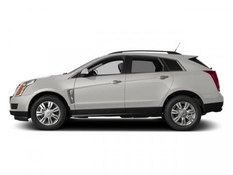 2014 Cadillac SRX Luxury Collection Platinum Ice TricoatEbony wEbony accents V6 36L Automatic
