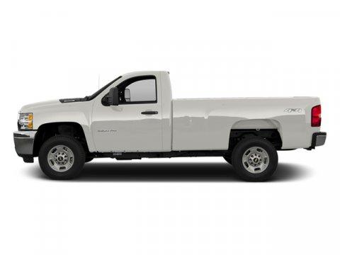 2014 Chevrolet Silverado 3500HD Work Truck Summit White V8 60L Automatic 16234 miles The 2013