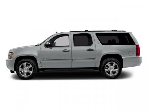 2014 Chevrolet Suburban LT Silver Ice Metallic V8 53L Automatic 54218 miles SUPER SHARP VEHIC