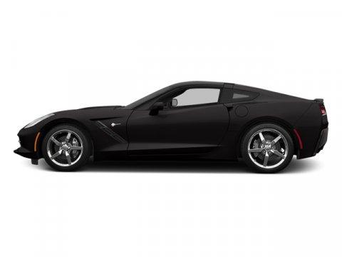 2014 Chevrolet Corvette Stingray Z51 3LT BlackJet Black V8 62L Manual 13108 miles 2014 Corvet