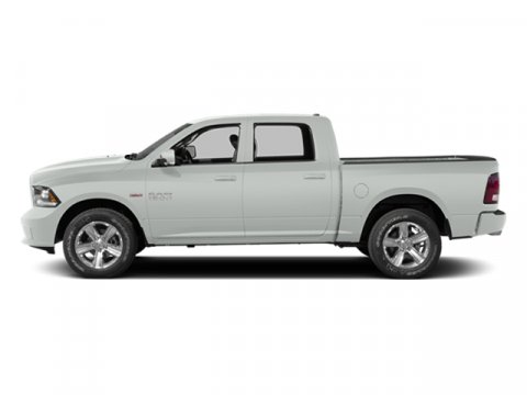 2014 Ram 1500 Sport Bright White ClearcoatBlack V8 57 L Automatic 31099 miles New Arrival CA