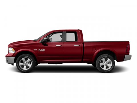 2014 Ram 1500 Express Flame Red ClearcoatDiesel GrayBlack V8 57 L Automatic 28695 miles New