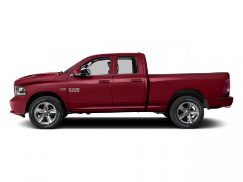 2014 Ram 1500 Sport Deep Cherry Red Crystal PearlcoatCLTH BCKT SEATS V8 57 L Automatic 33800 m