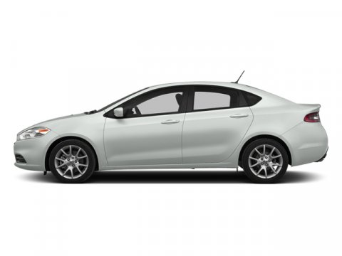 2014 Dodge Dart SXT Bright White Clearcoat V4 24 L Automatic 25232 miles  Front Wheel Drive