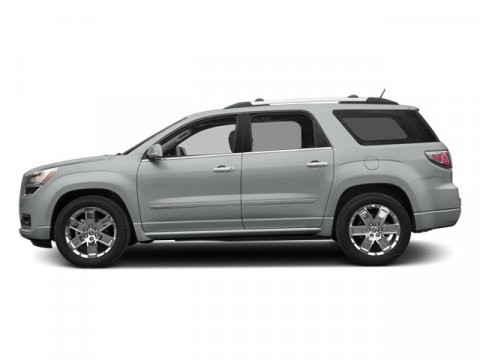 2014 GMC Acadia Denali Quicksilver MetallicEbony V6 36L Automatic 39613 miles  EBONY SEAT TRI