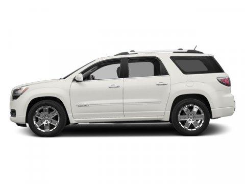 2014 GMC Acadia Denali Summit WhiteEbony V6 36L Automatic 58505 miles  EBONY SEAT TRIM PERFOR