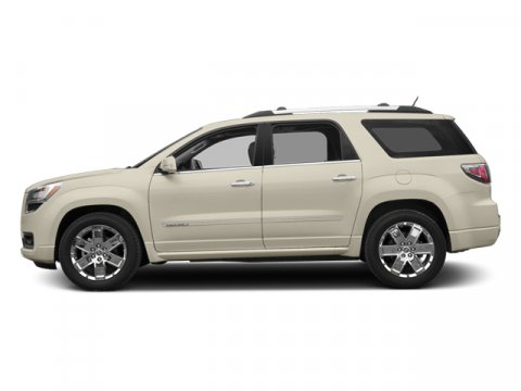 2014 GMC Acadia Awd Denali Navigation Sunroof White Diamond TricoatCocoa Dune V6 36L Automatic