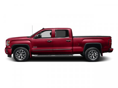 2014 GMC Sierra 1500 SLT Fire RedJet Black V8 53L Automatic 101783 miles  LICENSE PLATE KIT F