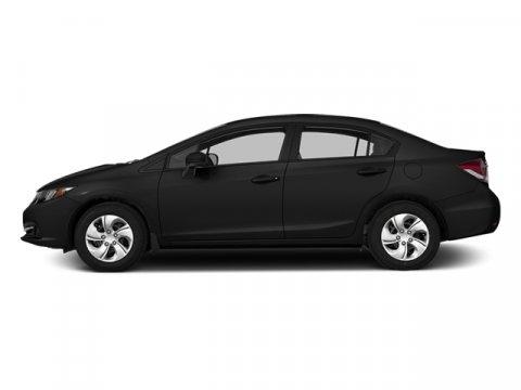 2014 Honda Civic Sedan LX Crystal Black Pearl V4 18 L Variable 17091 miles New Arrival CARFA