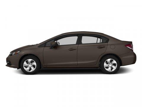 2014 Honda Civic Sedan LX Kona Coffee Metallic V4 18 L Variable 27506 miles  Front Wheel Driv