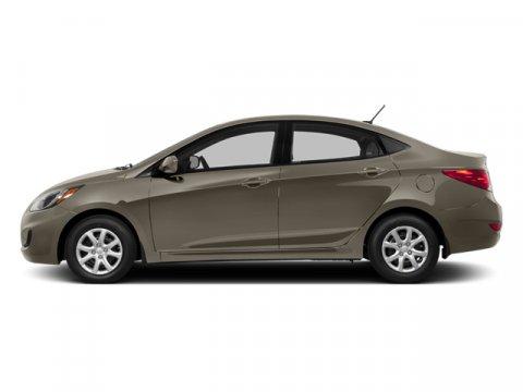 2014 Hyundai Accent GLS Mocho Bronze MetallicBeige V4 16 L Automatic 64518 miles New Price 2