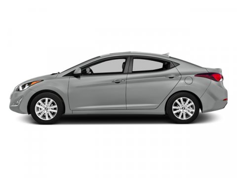 2014 Hyundai Elantra Limited Radiant SilverGray V4 18 L Automatic 44374 miles IIHS Top Safety