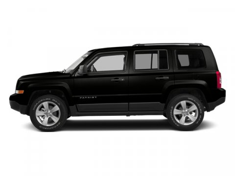 2014 Jeep Patriot Sport Black ClearcoatDark Slate Gray V4 20 L Automatic 27229 miles  Front W