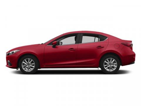2014 Mazda Mazda3 i Grand Touring Soul Red MetallicBlack V4 20 L Automatic 14623 miles Nav Y