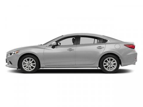 2014 Mazda Mazda6 i Sport Snowflake White Pearl Mica V4 25 L Automatic 75100 miles Theres no