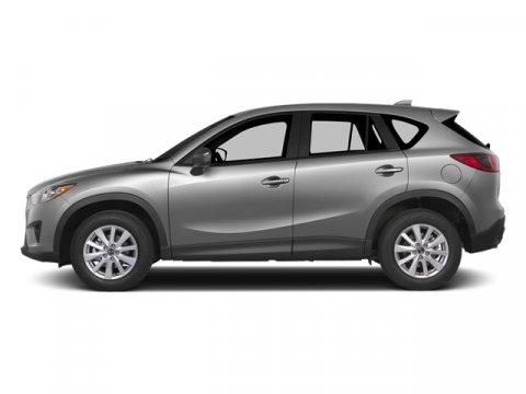 2014 Mazda CX-5 Touring Liquid Silver MetallicBlack V4 25 L Automatic 51122 miles  Front Whee