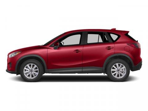 2014 Mazda CX-5 Touring Soul Red MetallicBlack V4 25 L Automatic 25973 miles  Front Wheel Dri