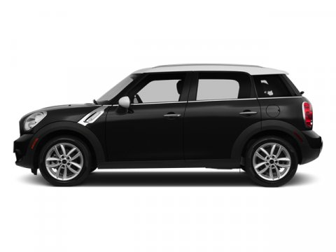 2014 MINI Cooper Countryman L Absolute Black MetallicBlack V4 16 L Automatic 35280 miles Perf