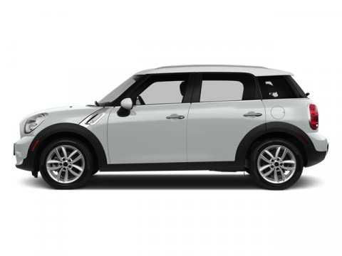 2014 MINI Cooper Countryman Light White V4 16 L Automatic 40385 miles  Front Wheel Drive  Po