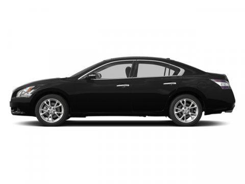 2014 Nissan Maxima 35 L Super Black V6 35 L Variable 34801 miles  Front Wheel Drive  Power