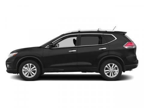 2014 Nissan Rogue 25 L Super Black V4 25 L Variable 24637 miles  Front Wheel Drive  Power S