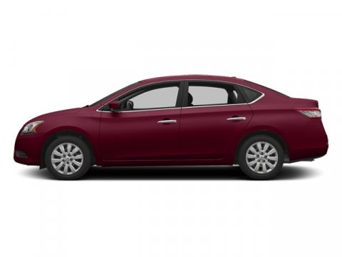 2014 Nissan Sentra S Red Brick V4 18 L Variable 25312 miles Looking to purchase right now Yo