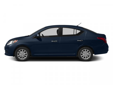 2014 Nissan Versa S Blue Onyx V4 16 L Automatic 24606 miles  Front Wheel Drive  Power Steeri