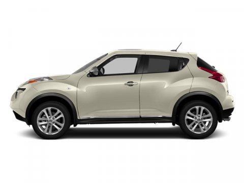 2014 Nissan JUKE 16 L White Pearl V4 16 L Variable 45713 miles  Turbocharged  Front Wheel D