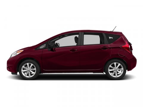 2014 Nissan Versa Note S Red Brick MetallicCharcoal V4 16 L Manual 38772 miles 3-DAY MONEY BA