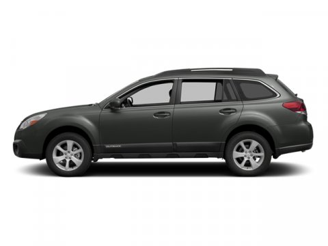 2014 Subaru Outback 25i Limited Tungsten Metallic V4 25 L Variable 48964 miles  Body-Colored