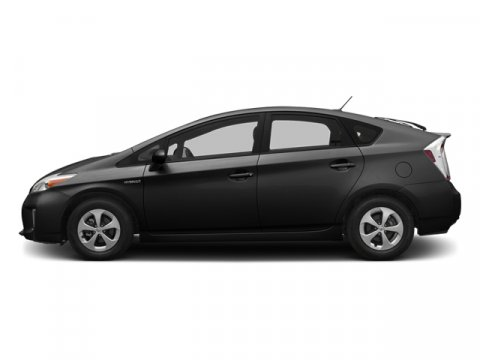2014 Toyota Prius ONE OWNER BlackDark Gray V4 18 L Variable 54484 miles 3-DAY MONEY BACK GU